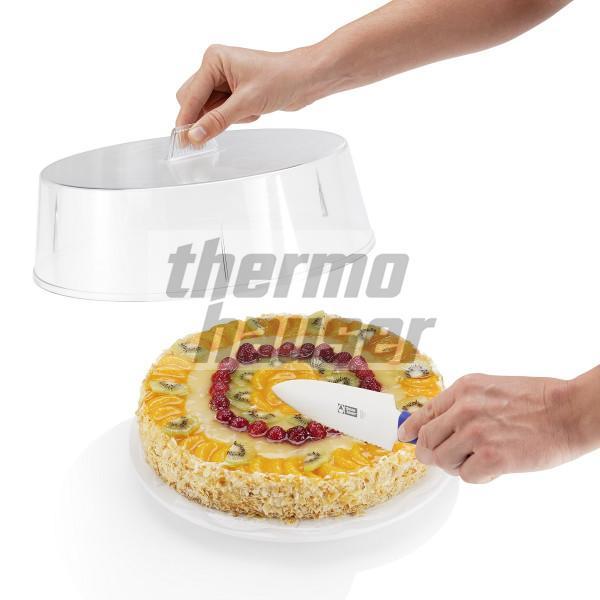 Abdeckhauben für Tortenplatten