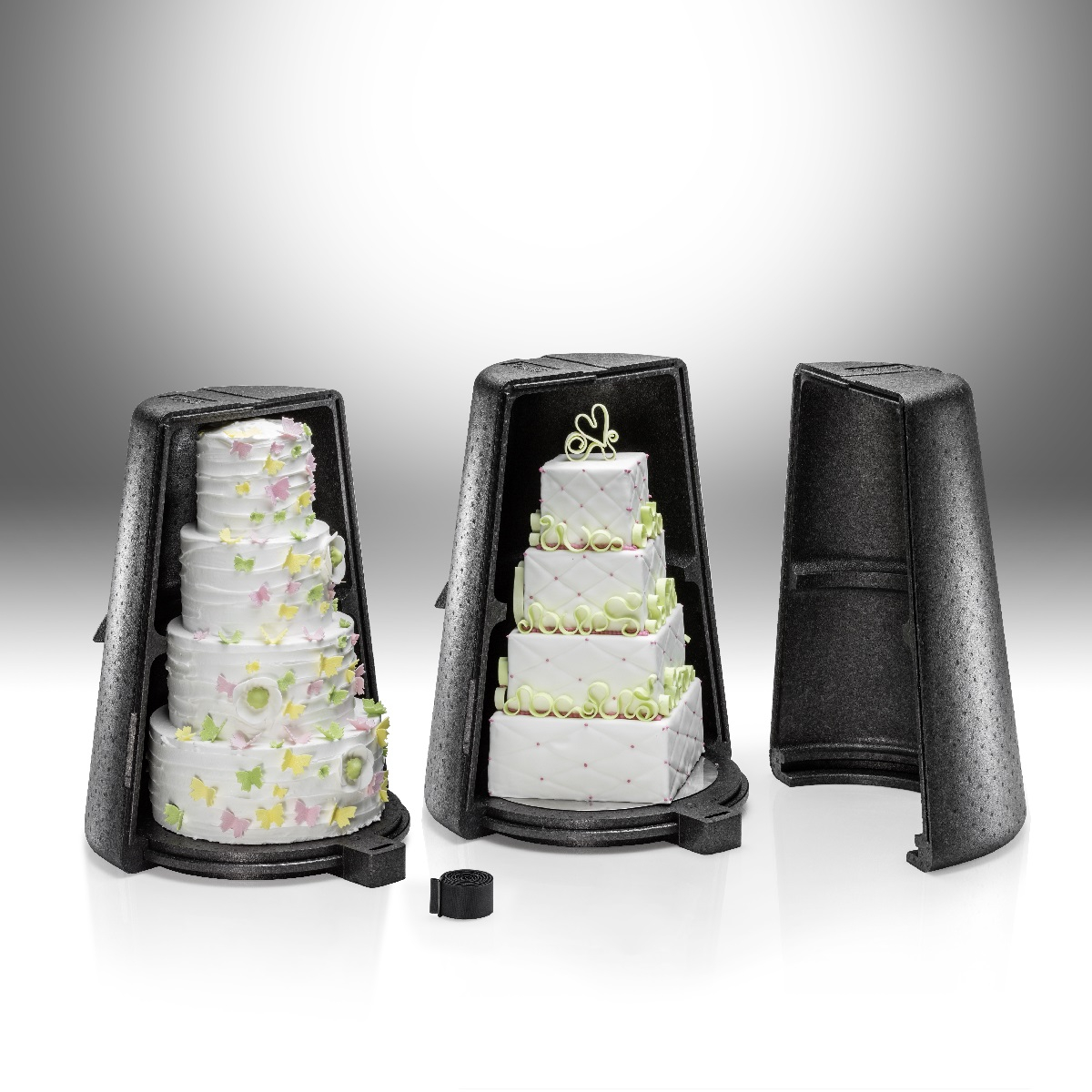 Insulated Containers for Cakes