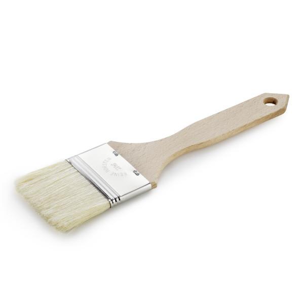 Pinsel, Naturborsten, Holzgriff