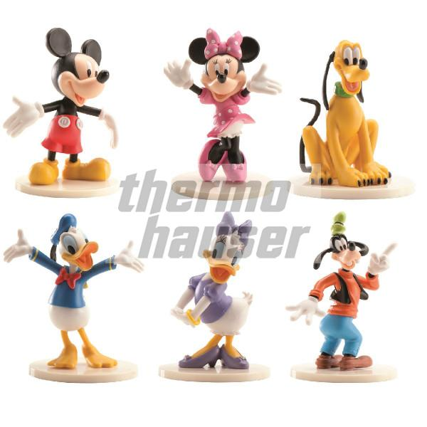 Tortenfiguren-Set Mickey & Friends