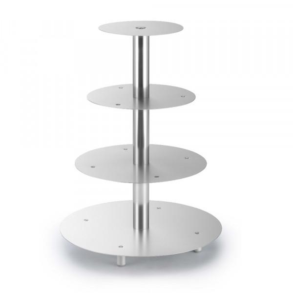 Tiered cake stand / wedding cake stand, round