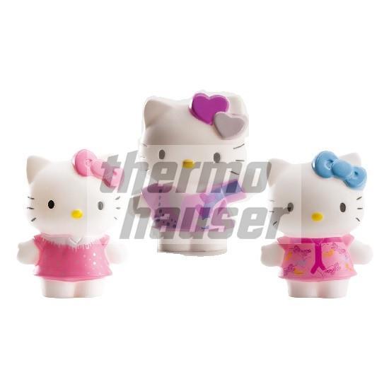Tortenfiguren-Set Hello Kitty