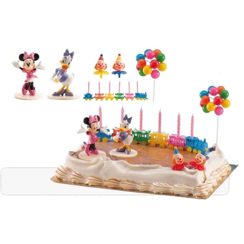 Tortenfiguren Disney-Stars