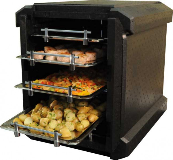 Thermobox GN 1/1 COMBI, Frontlader, EPP