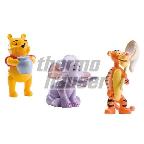 Tortenfiguren-Set Winnie Puuh & Freunde